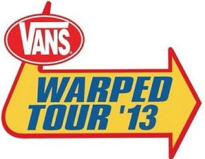 More bands added to Vans Warped Tour 2013 UK line-up