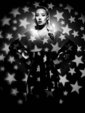 Iggy Azalea reveals 'Fancy' video