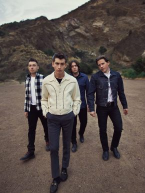 Arctic Monkeys release 'Arabella' music video