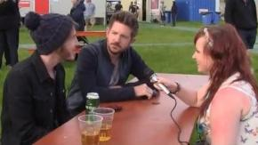New Interview; Fenech-Soler : RockNess 2013