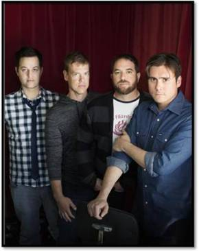 Jimmy Eat World announce headline UK tour