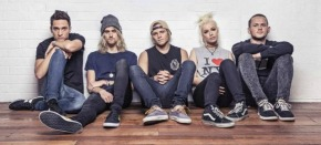 Tonight Alive to support All Time Low 2014 UK tour
