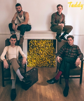 Teddy announce debut single release 'Primate'