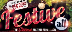 Festive-All 2013 Rock Stage Full Line-up Announcement