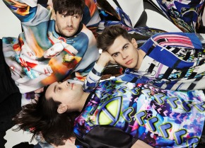 Klaxons announce new album and UK shows